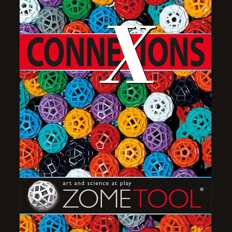 Tudományos modellező készlet - ConneXions 127 színes gömb - 2