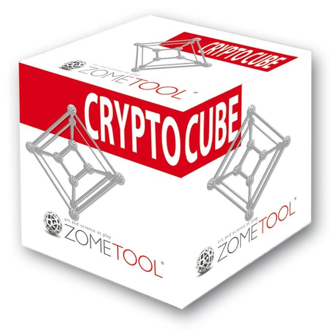 Tudományos modellező készlet - Cryptocube - 0