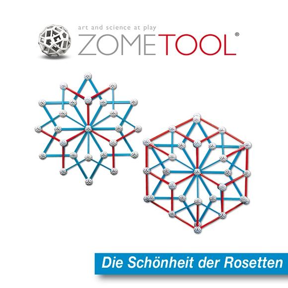 Tudományos modellező készlet - Rozetták - Rosetten - 1