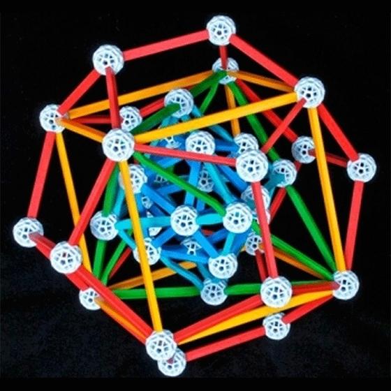 Tudományos modellező készlet  - Kepler világnézete - Kepler's Obsession - 3