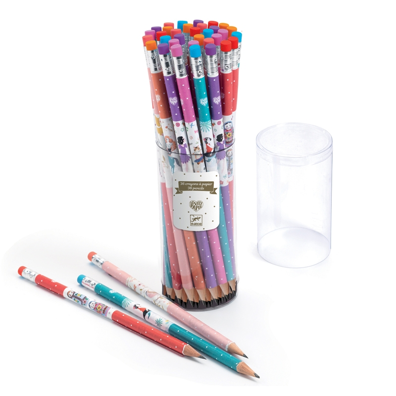 Radíros végű grafitceruza / db - 1 pencils - 0