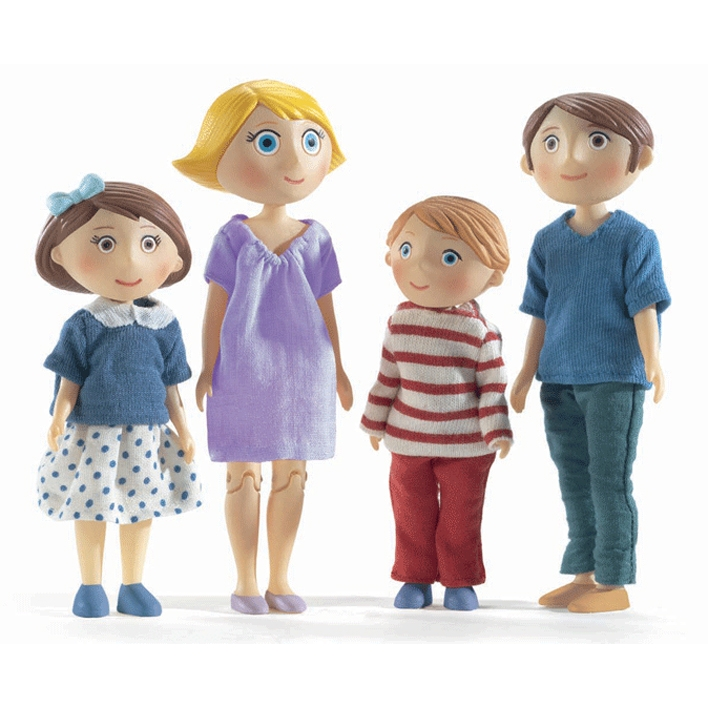 A család  - The family of Gaspard & Romy - 0