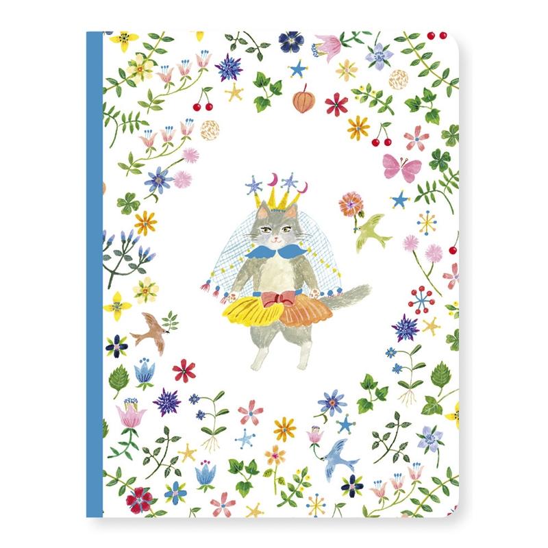 Jegyzetfüzet A/5 - Aiko notebook - 0
