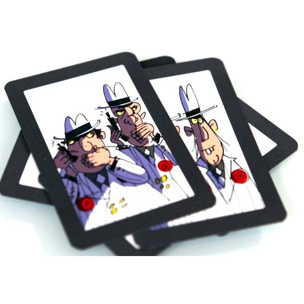 Kártyajáték - Aljas Hetes - Die Fiesen 7 - 1