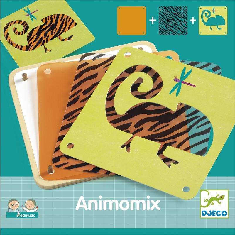 Fejlesztő játék - Valami más - Animomix - 0