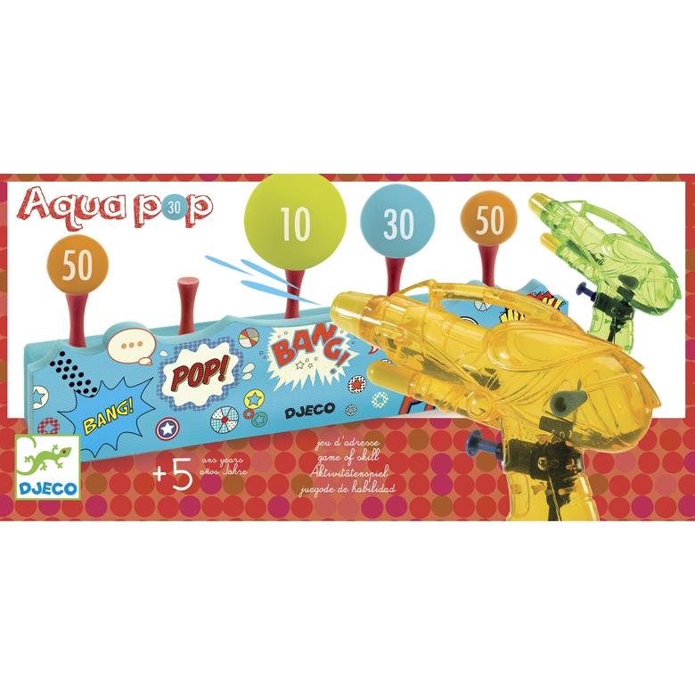 Vizes célzó játék - Aqua Pop - 0