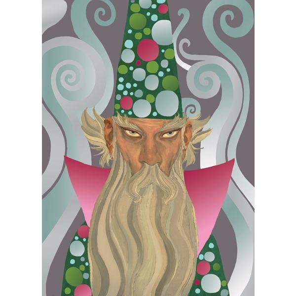 Fémfóliás színezés - Artur király udvara - Around Arthur - 2