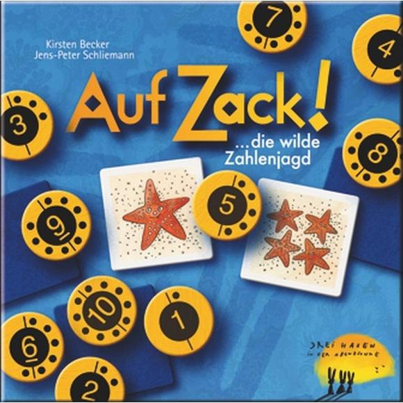 Társasjáték - Légy éber! - Auf Zack! - 0