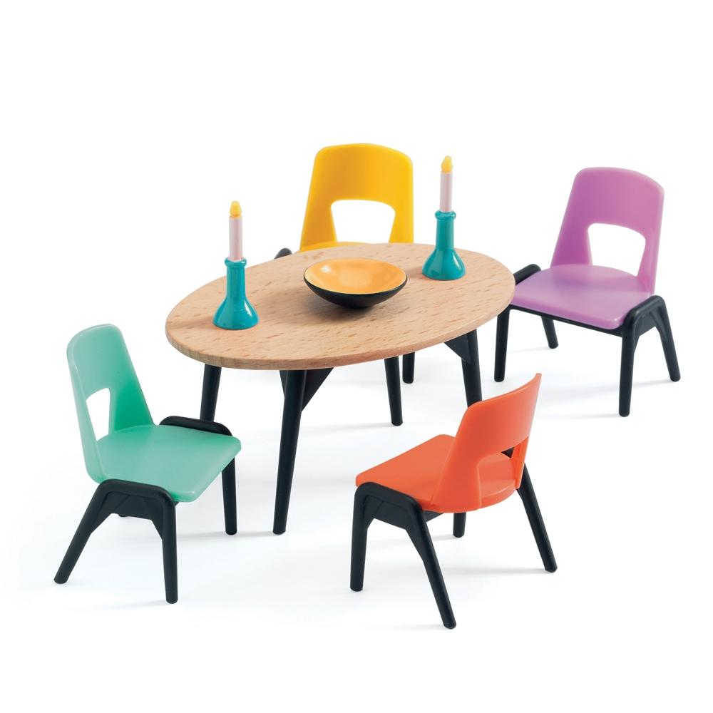 Az ebédlő - The dinning room - 0