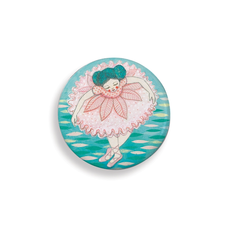 Kitűzők - Balerina - lovely badges - 1