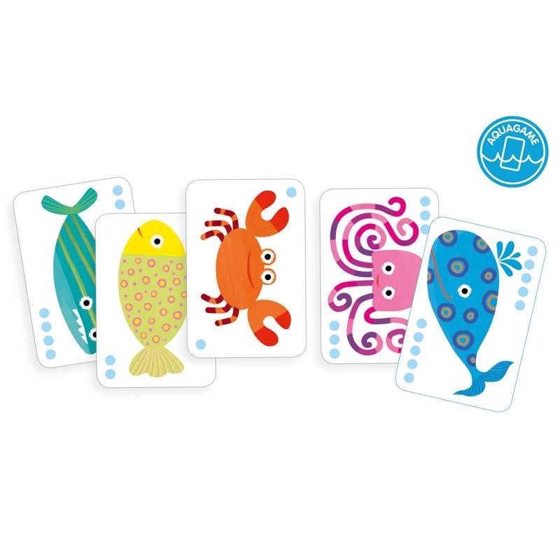 Kártyajáték - Párban páran - Bataplouf - 1