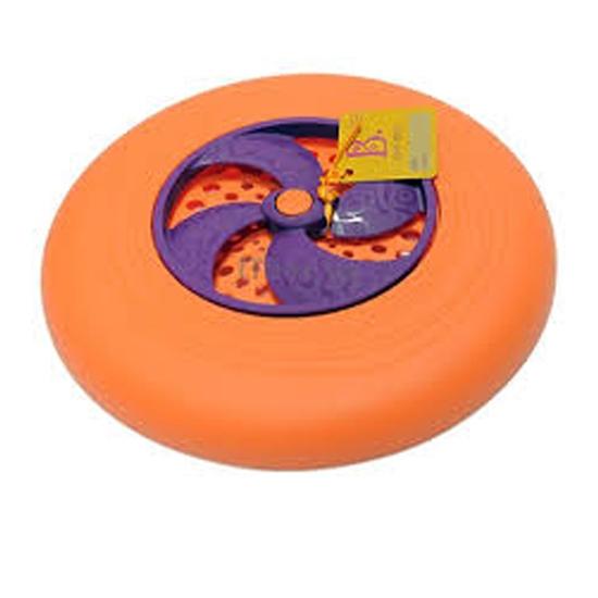 B. Frizbi, narancs-lila színű - 0