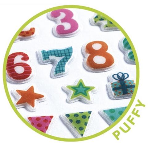 Mini matrica - Születésnap - Birthday - 1