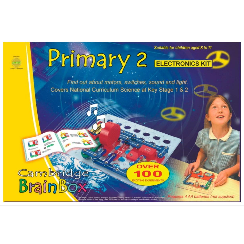 Brainbox elektronikai Alap készlet - Primary 2 - 0