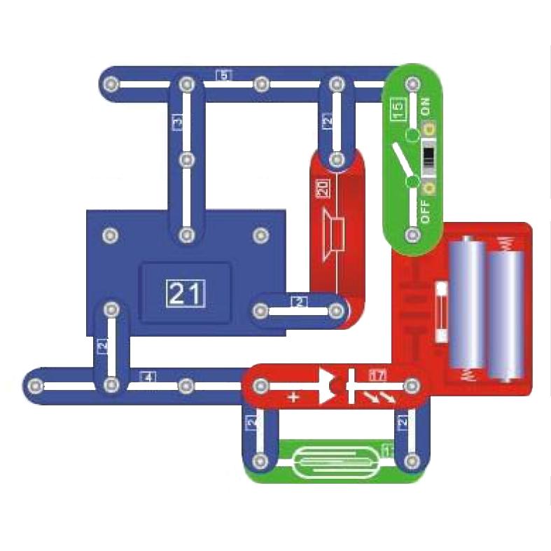 BrainBox - Elektronikai alap plusz készlet - Primary Plus 2 - 2