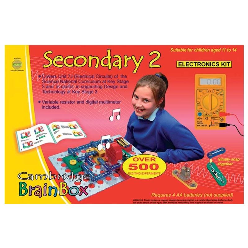 BrainBox elektronikai Bővített készlet - Secondary 2 - 0