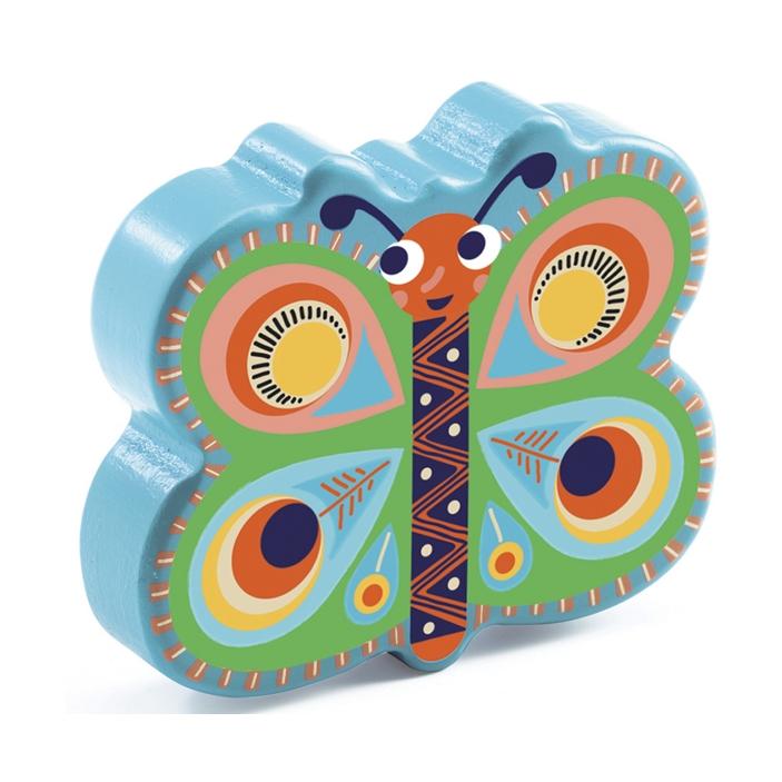 Játékhangszer - Pillangó maracas - Butterfly maracas - 0
