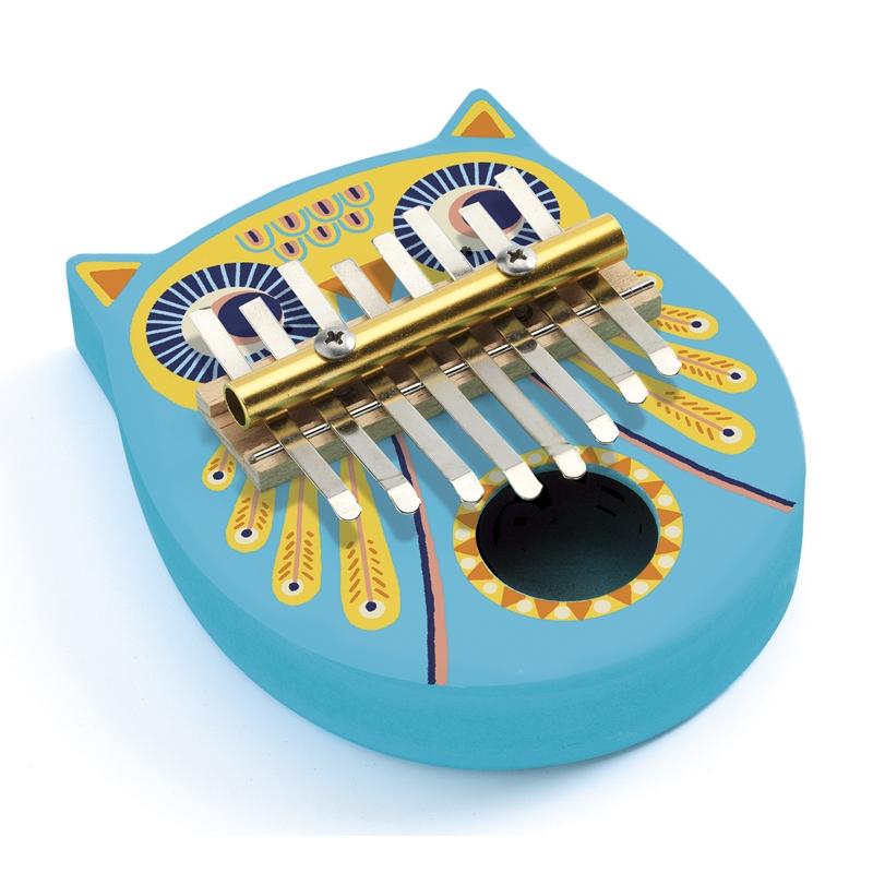 Játékhangszer - Calimba - 0