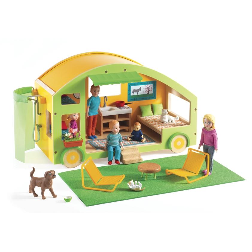A lakókocsi - Caravane House - 0