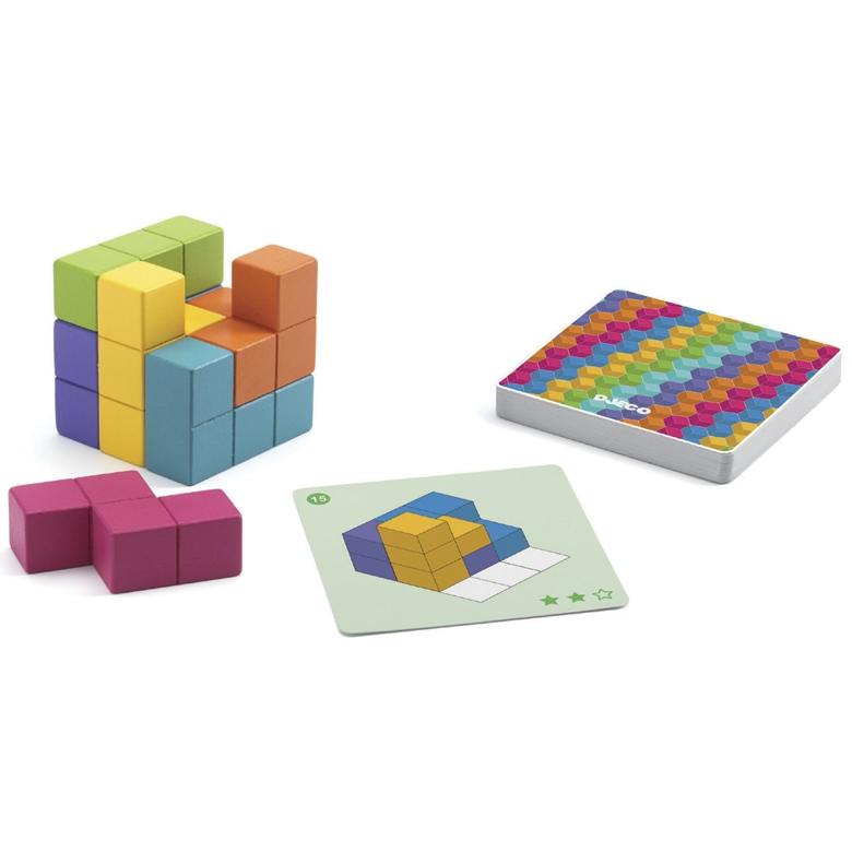 Logikai játék - Kockakirakó - Cubissimo - 1