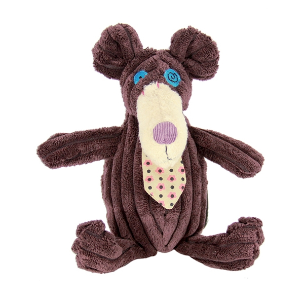 Plüssfigura - Simply Gromos, a medve, 15 cm - 0