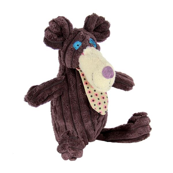 Plüssfigura - Simply Gromos, a medve, 15 cm - 2