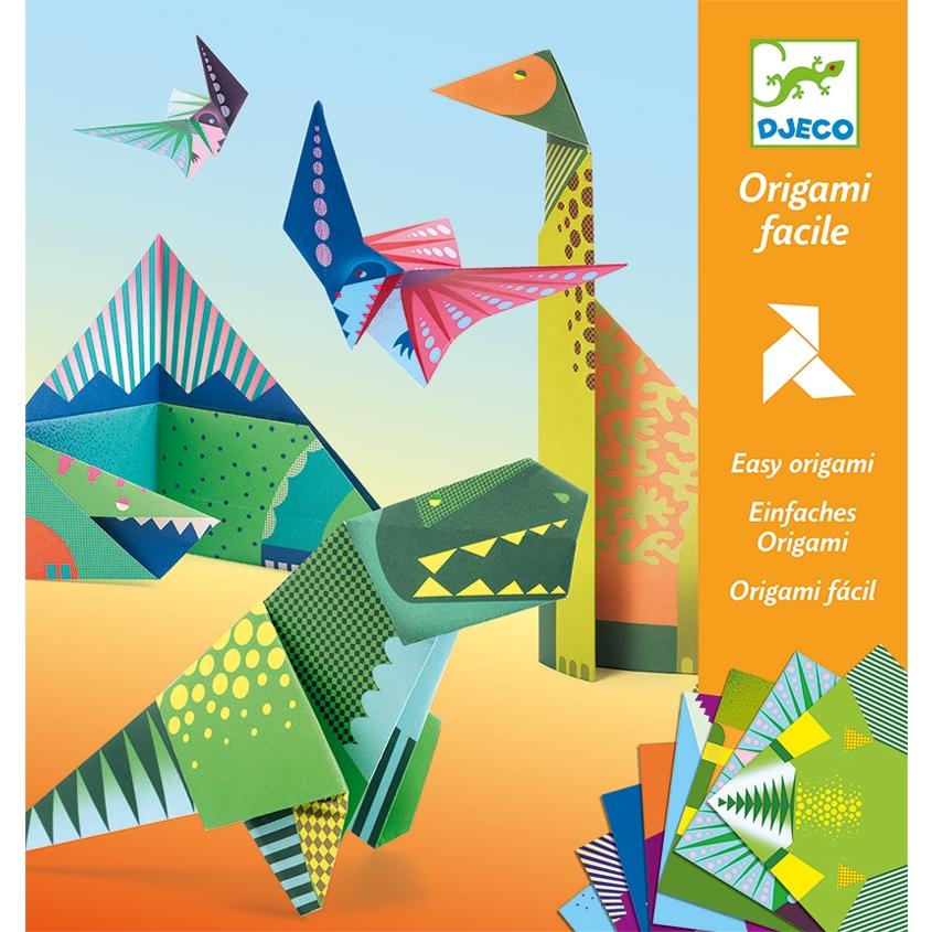 Origami - Dinoszauruszok - Dinosaurs - 0