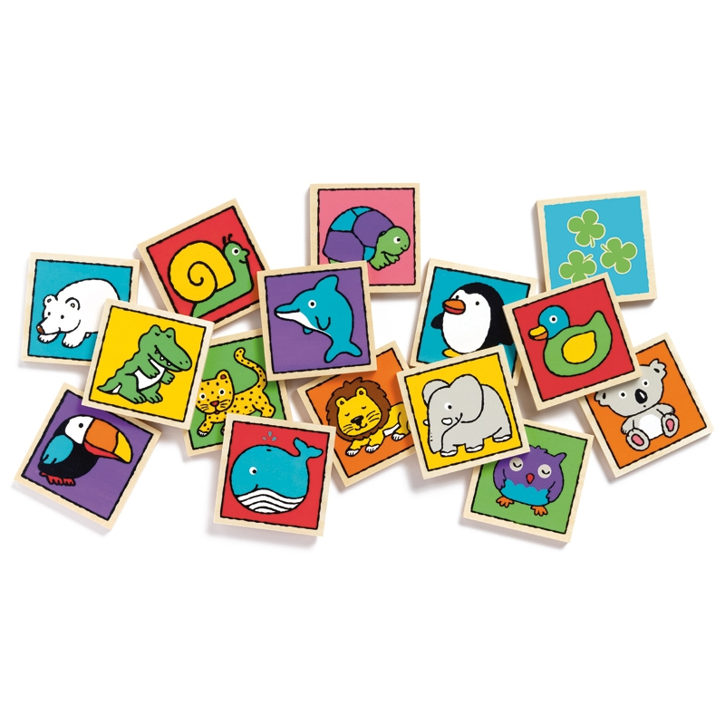 Memória játék - Maci-mackó - Mémo-nimo - 1