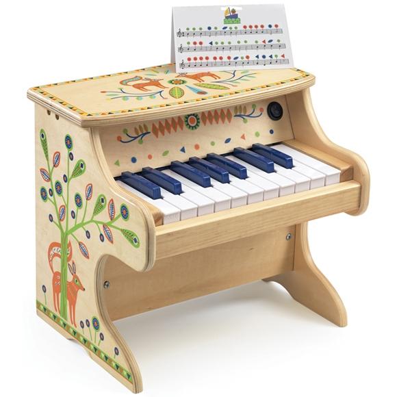Játékhangszer - Zongora - Electronic Piano - 0