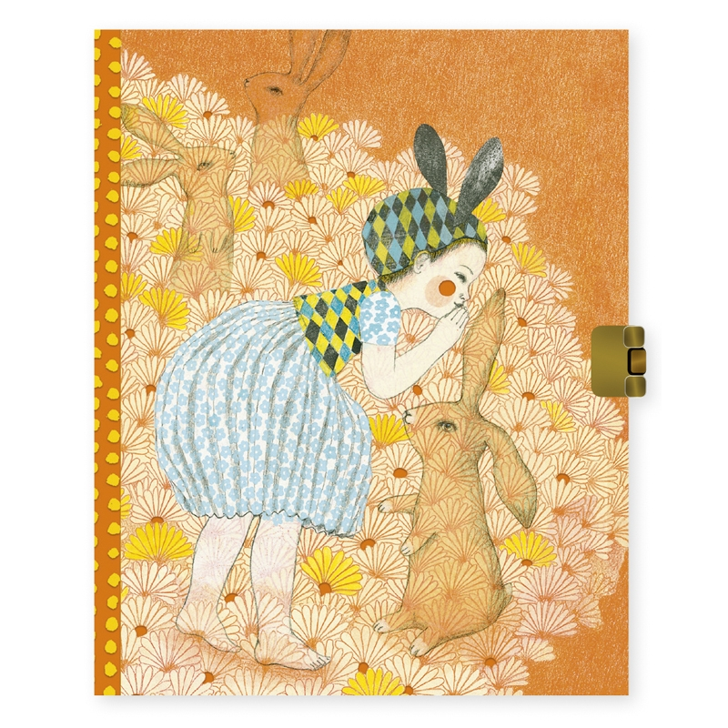 Titkos napló - Elodie secrets notebook - 0