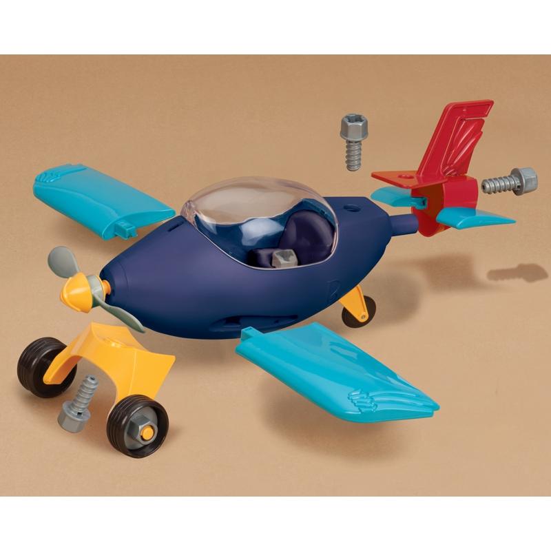 Építőjáték - Építs repülőgépet! - 1