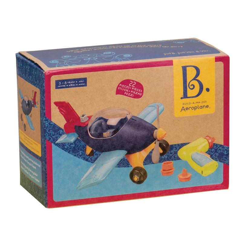 Építőjáték - Építs repülőgépet! - 0