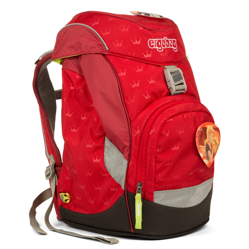 Ergobag Prime iskolatáska - hátizsák - KüssdenBEAR - 0