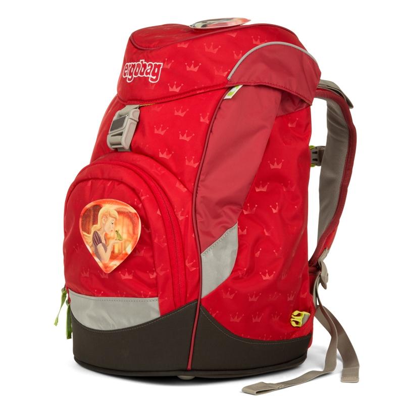 Ergobag Prime iskolatáska - hátizsák - KüssdenBEAR - 4