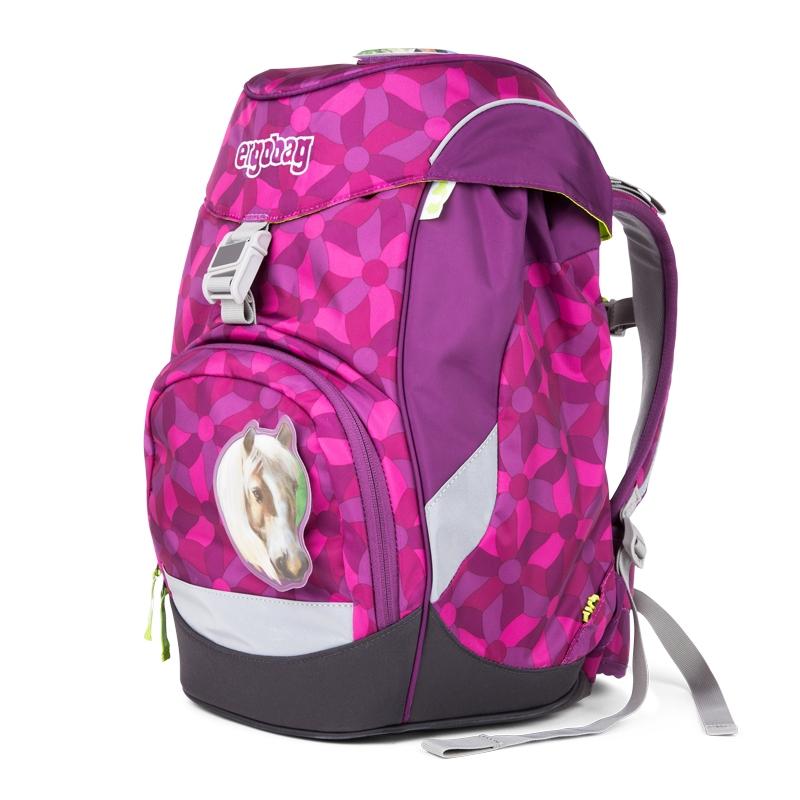 ergobag Prime iskolatáska - hátizsák - NightCrawl BEAR - 0