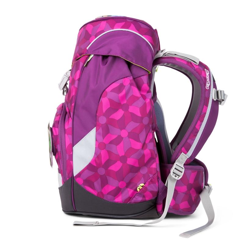 ergobag Prime iskolatáska - hátizsák - NightCrawl BEAR - 1