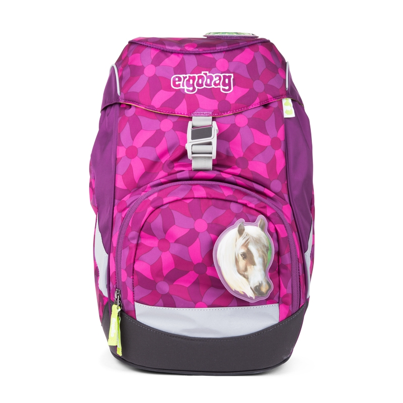 ergobag Prime iskolatáska - hátizsák - NightCrawl BEAR - 7