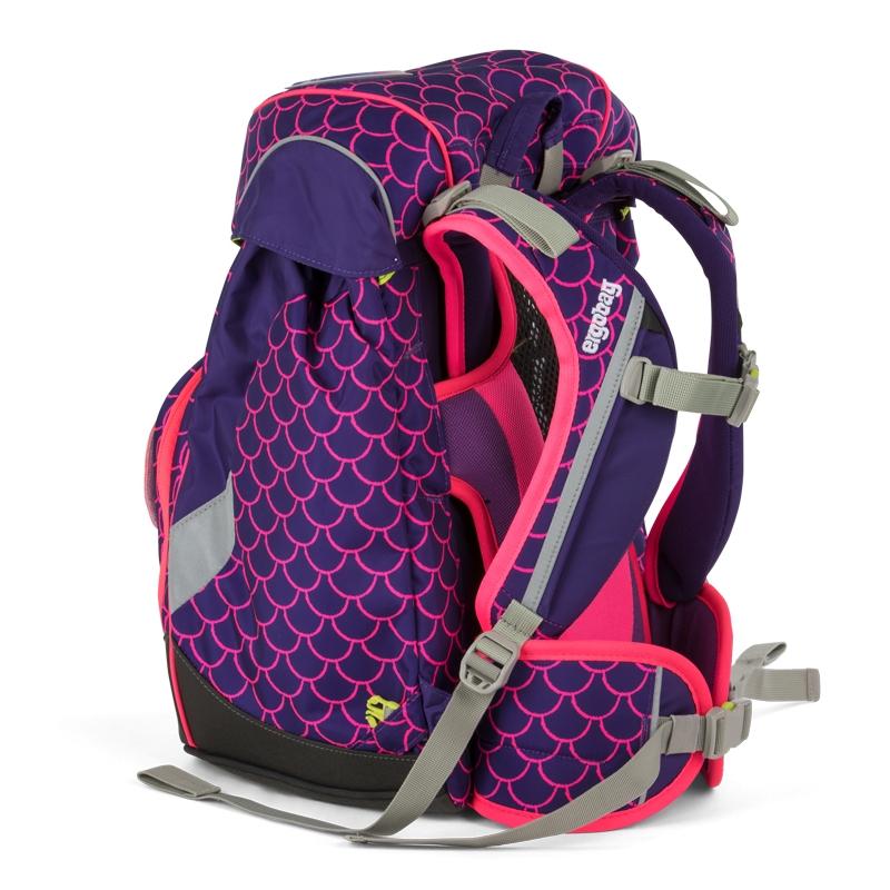 ergobag Prime iskolatáska - hátizsák - PerlentauchBEAR - 6
