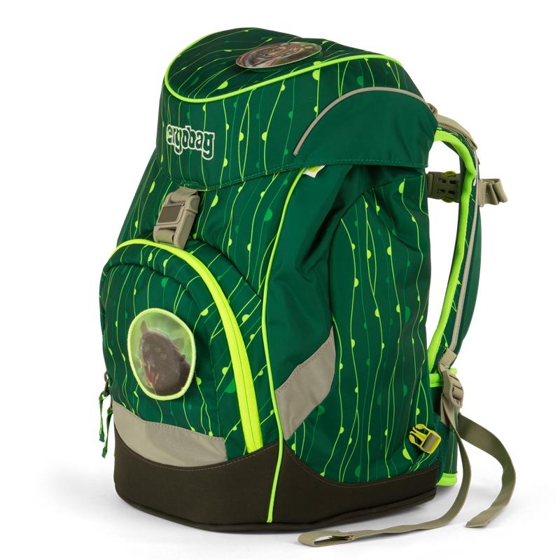 Ergobag Prime iskolatáska - hátizsák Lumi - RambazamBEAR - 0