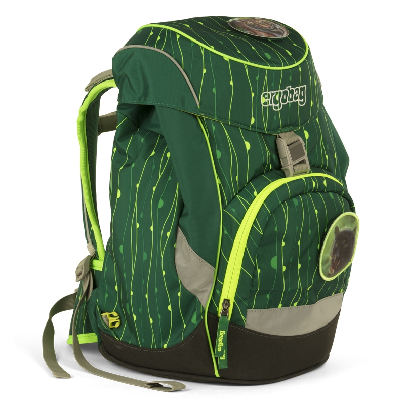 Ergobag Prime iskolatáska - hátizsák Lumi - RambazamBEAR - 2
