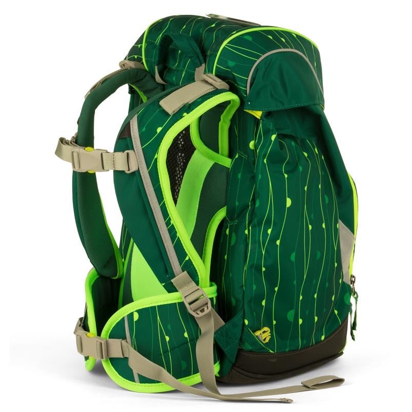 Ergobag Prime iskolatáska - hátizsák Lumi - RambazamBEAR - 4