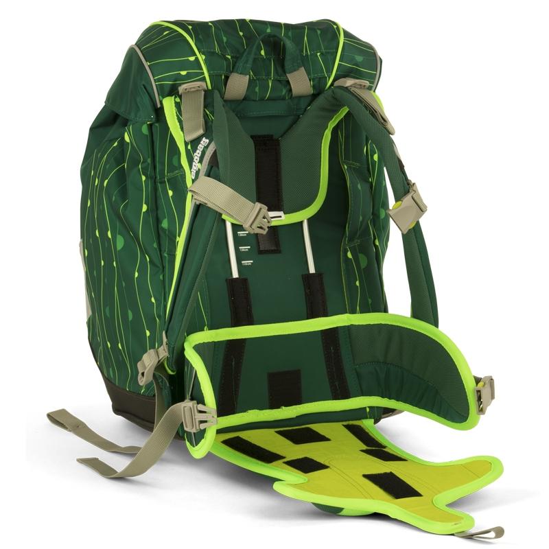 Ergobag Prime iskolatáska - hátizsák Lumi - RambazamBEAR - 8