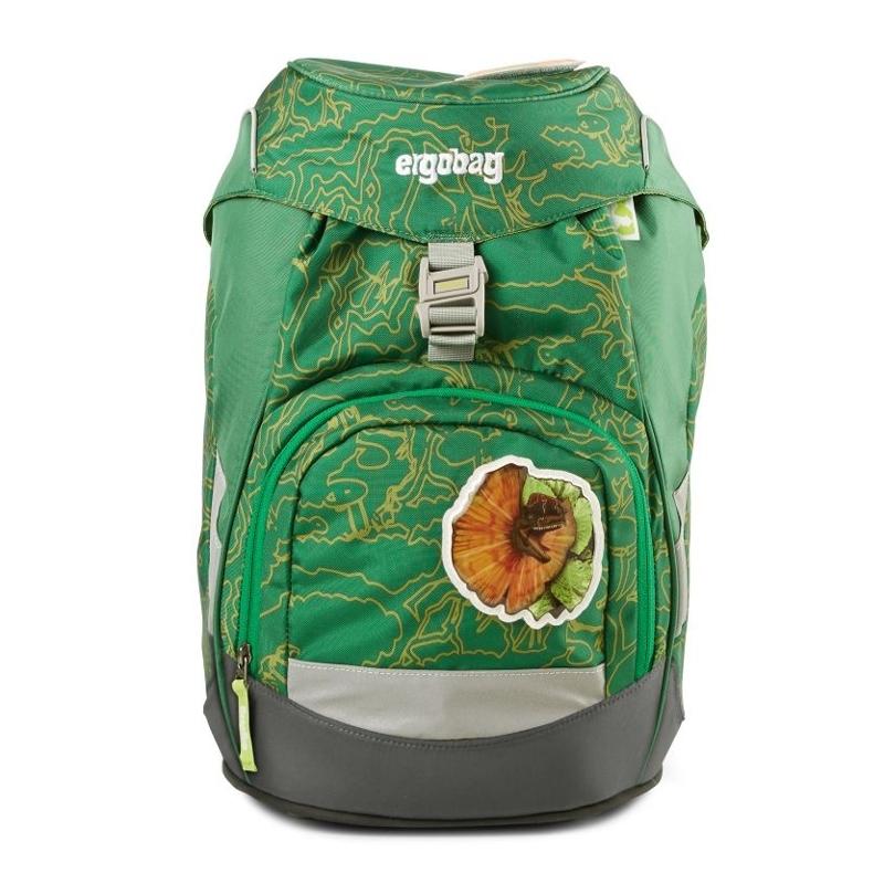 ergobag Prime iskolatáska - hátizsák - BEARasaurus - 1