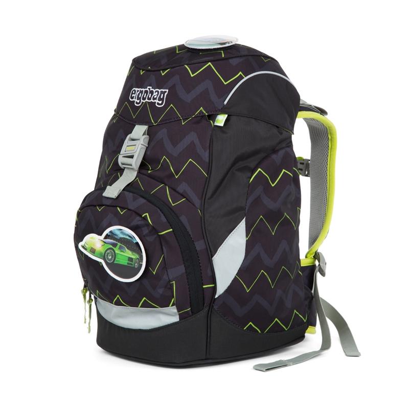 ergobag Prime iskolatáska - hátizsák - HorsepowBEAR - 0