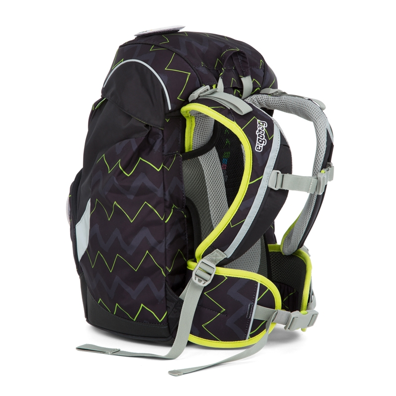 ergobag Prime iskolatáska - hátizsák - HorsepowBEAR - 2