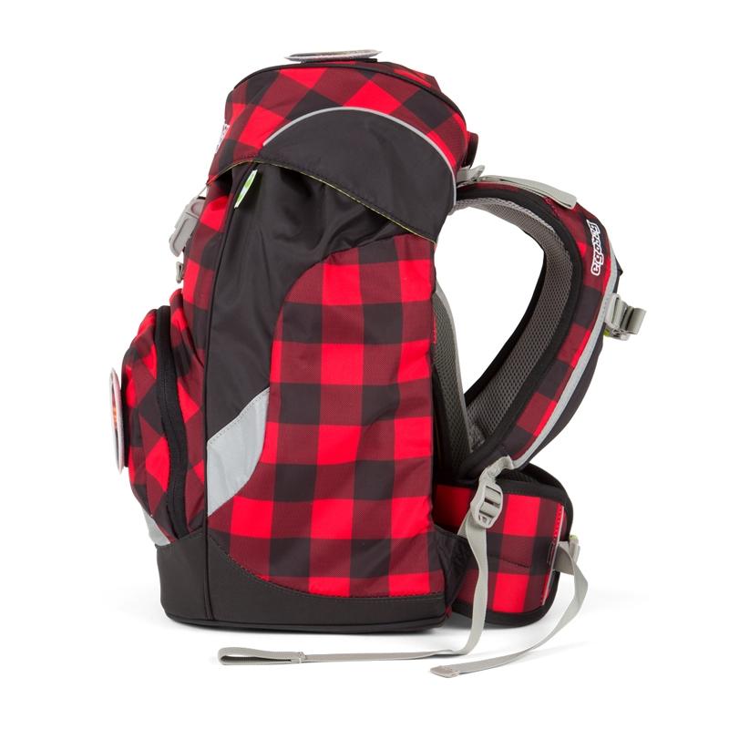 ergobag Prime iskolatáska - hátizsák - LumBEARjack - 3