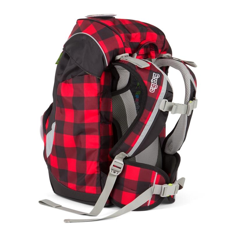 ergobag Prime iskolatáska - hátizsák - LumBEARjack - 4
