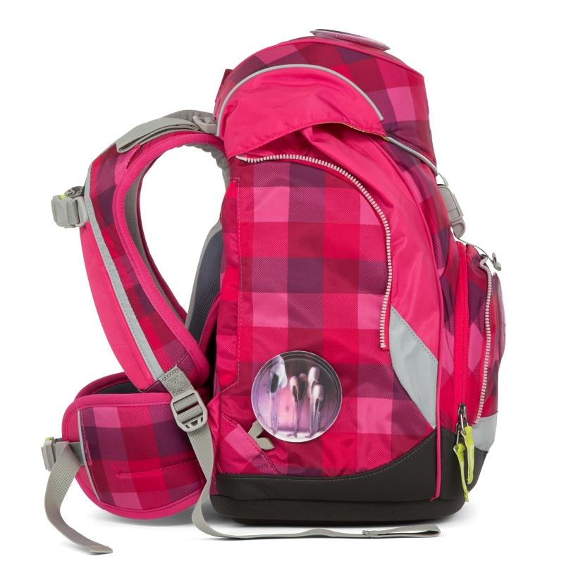 Ergobag Prémium iskolatáska - hátizsák - PrimBEAR Balerina - 3