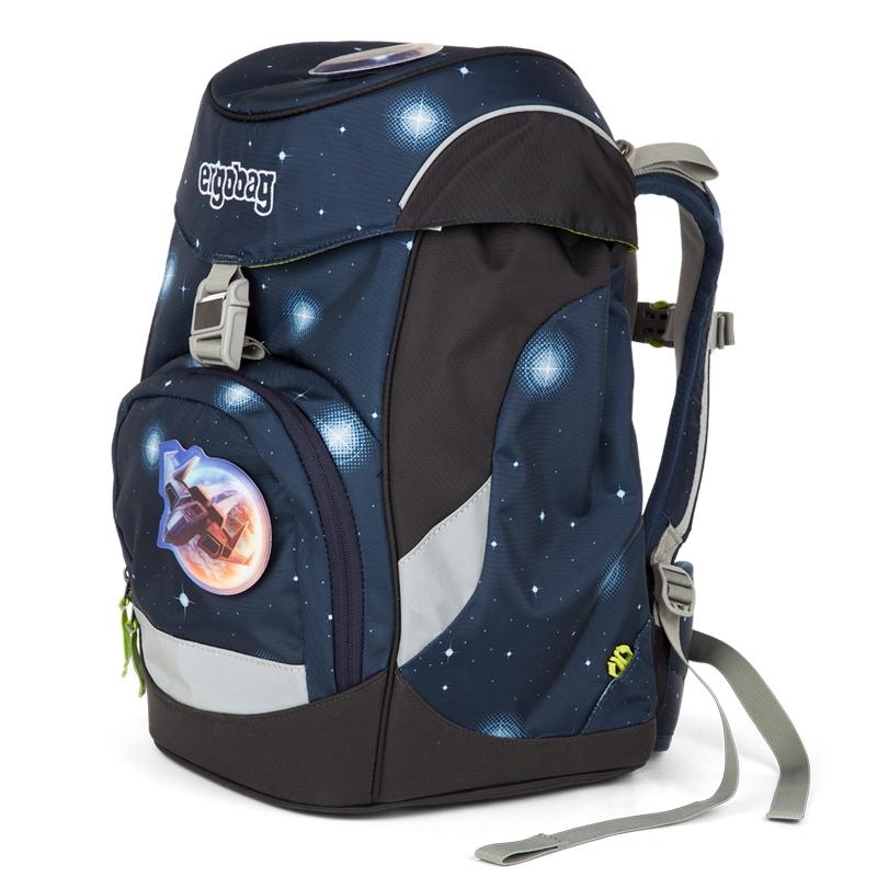 ergobag Prime Galaxy - hátizsák - AtmosBear - 0