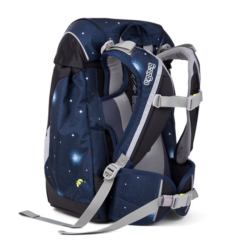 ergobag Prime Galaxy - hátizsák - AtmosBear - 2